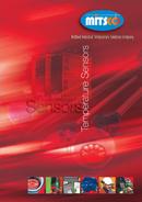 Temperature Control - Temperature Sensors Brochure