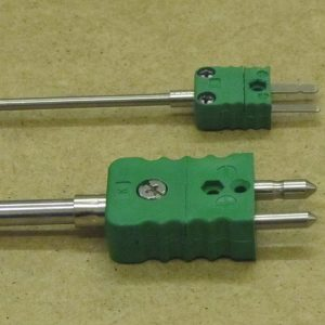 Mineral Insulated Thermocouple  + Plug