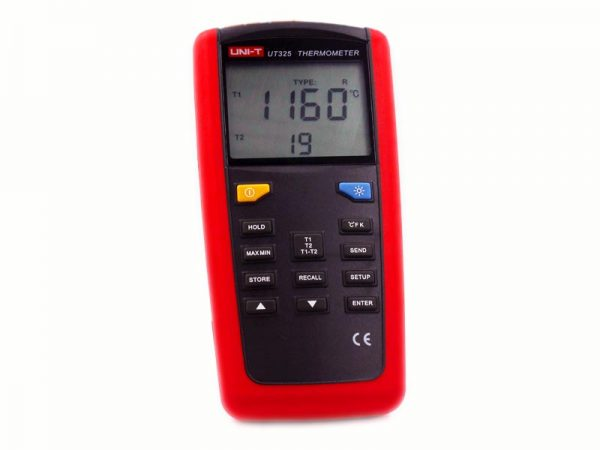 Uni-T 325 Duel Input Multi-Thermocouple Thermometer